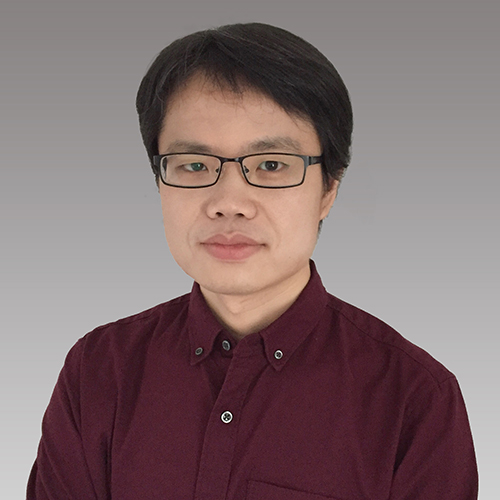 Photograph of Sean Qian