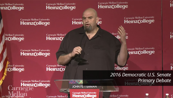 Pennsylvania Lt. Governor John Fetterman