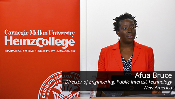Afua Bruce, Director of Engineering, New America