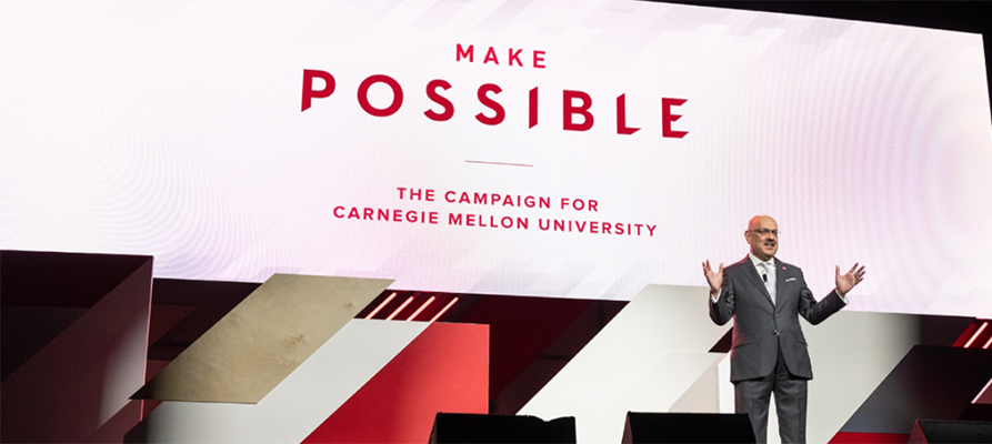 Farnam Jahanian Announces the Make Possible Campaign