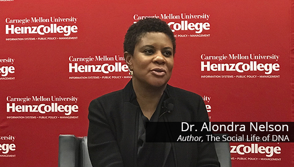 Author and professor Alondra Nelson