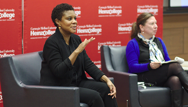 Dr. Alondra Nelson at Heinz College