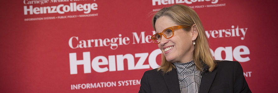 Carmen Yulin Cruz at Heinz College