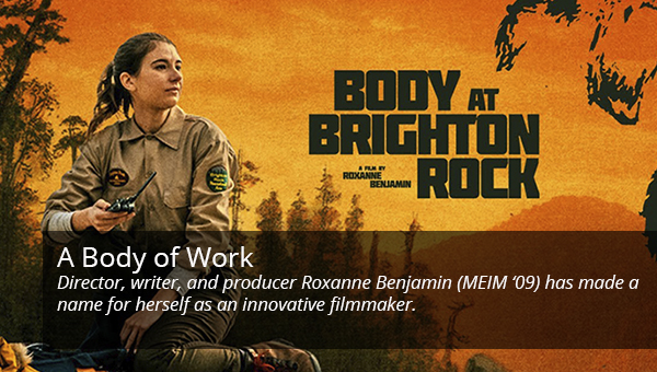 image of poster of Body at Brighton Rock feature film