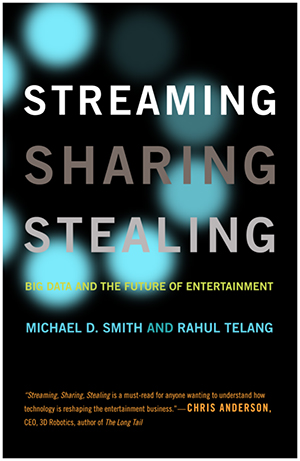 Streaming Sharing Stealing Cover
