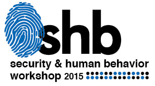 SHB 2015 - Security and Human Behavior